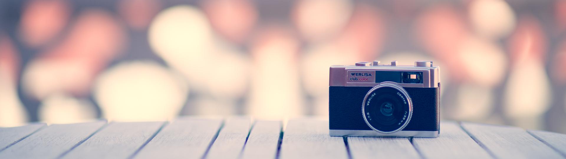 foto camara vintage werlisa color