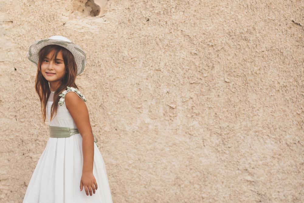 Foto niña exterior Valencia