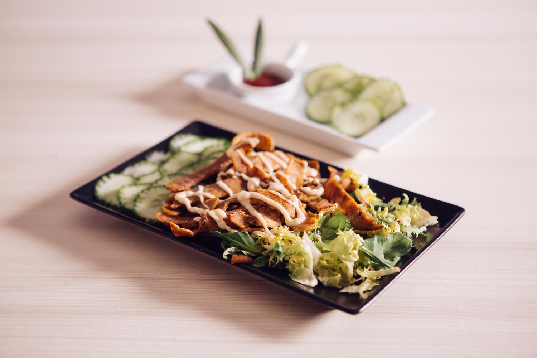 Foto producto comida carta resaurante
